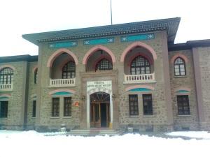 II. TBMM binasi, hoy Museo de la República