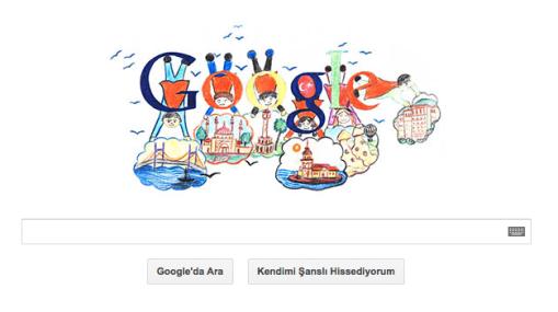 Doodle: las maravillas de Turquía